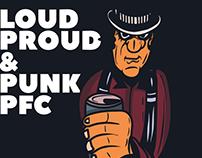 Loud, Proud & Punk PFC