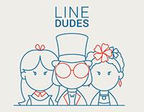 Line Dudes