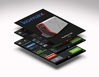 Vetica | Komax UI Design Guidelines