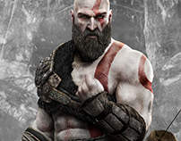 God of War Poster