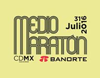 2016 Mexico City Half Marathon