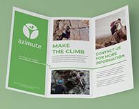 Rebranding - Azimute - Concept