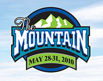 Mountain Weekend Tri-fold Brochure