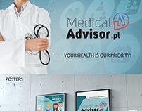 Flyer for MedicalAdvisor.pl
