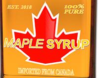 MMMMMMaple Syrup!