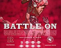 2015 Rutgers Football Recaps