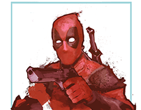 Deadpool A love story of adventure and magic