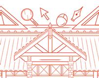 Graphic Club Card (Illustrator)