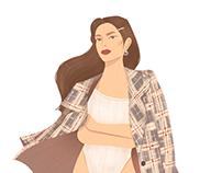 PORTFOLIO   Fashion Illustration