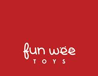 fun wëe toys - Brand Identity