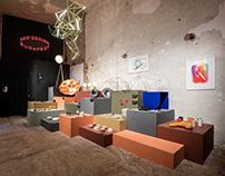 360 DESIGN BUDAPEST - exhibition design / 2020
