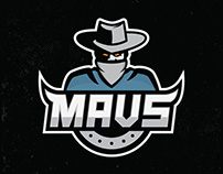Kansas City Mavericks Rebrand Concept