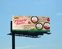 Prairie Farms Billboard