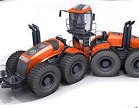 Super AG Tractor Update
