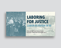 State Archives Exhibition : Laboring for Justice