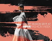 Resort Season 2019 at Miami Fashion Week