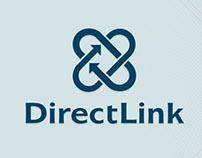 Identidade visual para DirectLink assessoria.