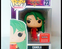 Funko Pop Figure Camula Yugioh