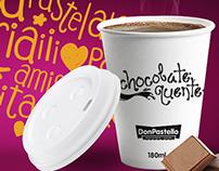 Don Pastello - Chocolate Quente
