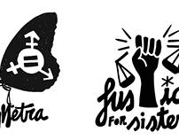 Various logo/masthead 2013-2015