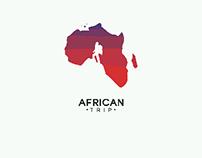 African Trip Logo Concept