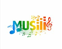 Logo Music / musiii logo.