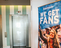 Event for TicketMaster Germany