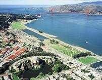 Crissy Field, San Francisco, California
