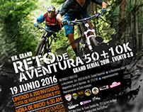 Reto de aventura 50+10k