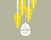 Edge of Arbor Poster