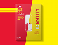 The Red Bull Story | Editorial Design