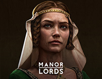 Manor Lords - Portraits