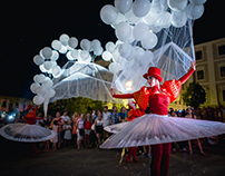 The Zsolnay Festival of Light