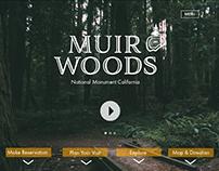 Muir Woods ReBrand