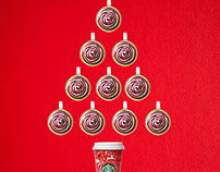 Starbucks Christmas Ads Creative Concept