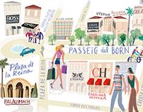 Passeig del Born - Look Mallorca