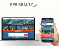 Landing PFS Realty