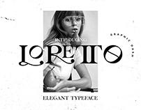Loretto - Elegant Font + Bonus