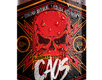 Concept - New label Caos Beer
