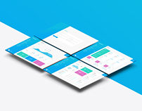 SALES REPORT | App Design
