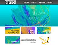 Under Stereo Company Web