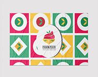 Fusion Plate- Bakery Branding