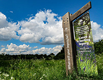 Woodland Trust - Londonthorpe Wood and Bellmount
