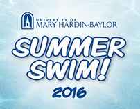 Summer Swim Program, 2016