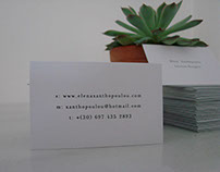 Interior Design _ Business Cards