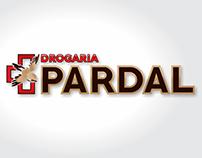 Desenvolvimento Logo e Identidade - Drogaria Pardal
