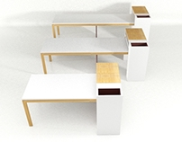 Future Extendable Table