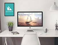 BRANDING FOR TRADEWIND MARINE ELECTRIC