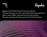 Rapha is the World's Finest Cycling Clothing.