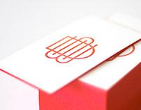 Design Art Werk brand identity